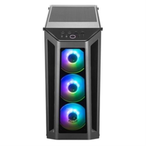Cooler Master 222505 Case Mcb-b530p-khnn-s01 Masterbox Mb530p Mid Tower Atx Black Retail