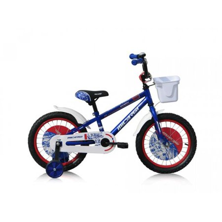Micargi JAKSTER-B-16-BL 16 in. Boys BMX Bicycle, Blue
