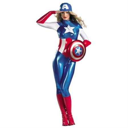 Iron Man Bodysuit Adult Halloween Costume - One Size