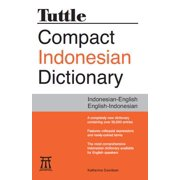 Tuttle Compact Indonesian Dictionary - eBook