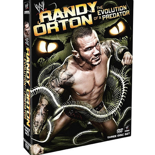 Randy Orton: The Evolution Of A Predator (Full Frame)