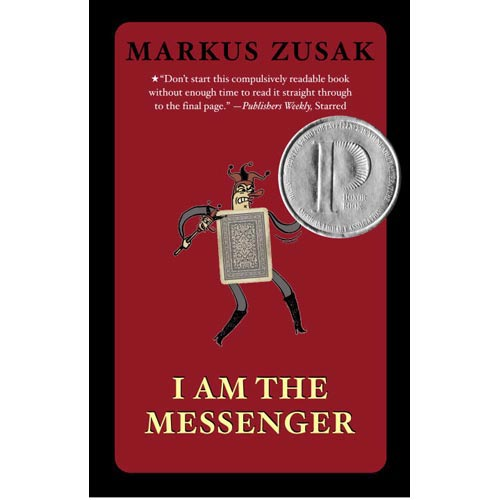 Image result for i am the messenger