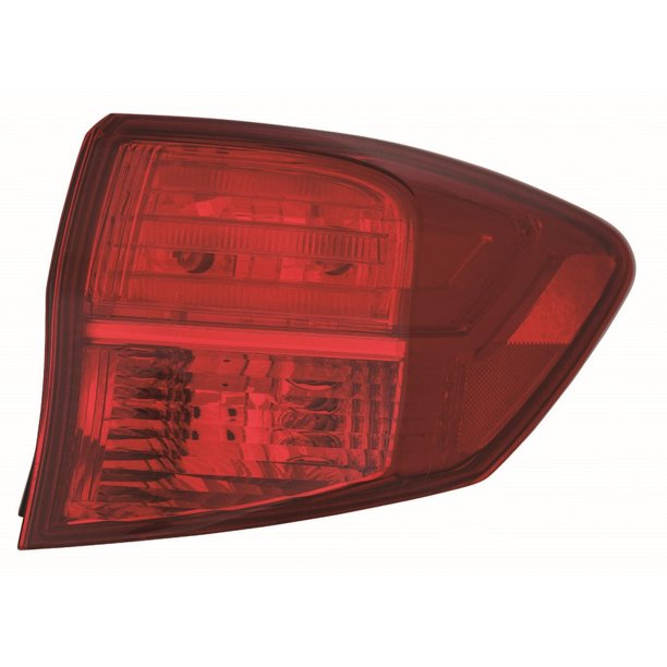 KarParts360: For 2013 2014 2015 ACURA RDX Tail Light