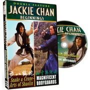 Jackie Chan: Beginnings Snake & Crane Arts Of Shaolin   Magnificent Bodyguards (Double Feature) (Full Frame) by Timeless Media Group