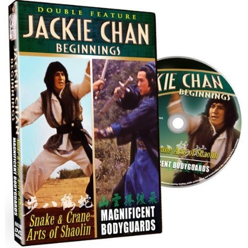 Jackie Chan: Beginnings - Snake & Crane Arts Of Shaolin / Magnificent Bodyguards (Double Feature) (Full Frame)