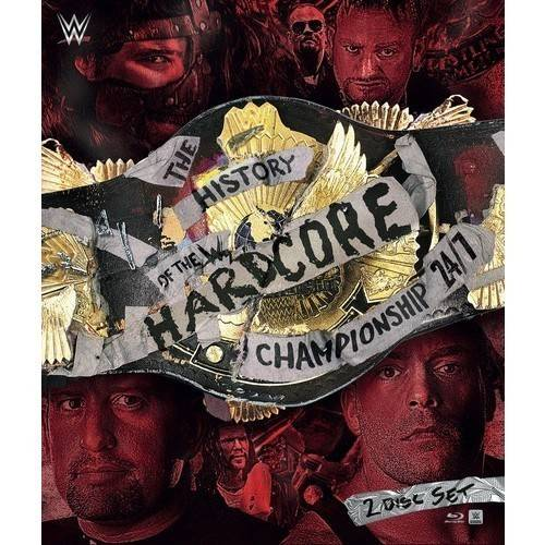WWE: The History of the WWE Hardcore Championship: 24 7 (Blu-ray) by WARNER HOME VIDEO