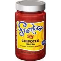FRONTERA Gourmet Mexican Chipotle Salsa, Hot, 16 oz.