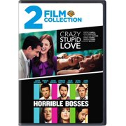 Crazy, Stupid, Love.   Horrible Bosses by WARNER HOME VIDEO