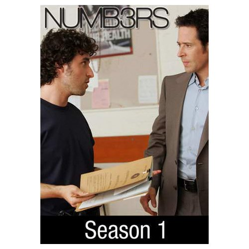 Numb3rs: Season 1 (2005)