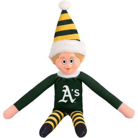 Forever Collectibles MLB Team Elf, Oakland (Platinum Mlb Collectibles)