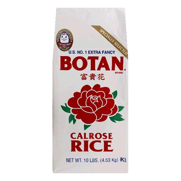 Botan Calrose Rice, 10 lb (Pack of 4)