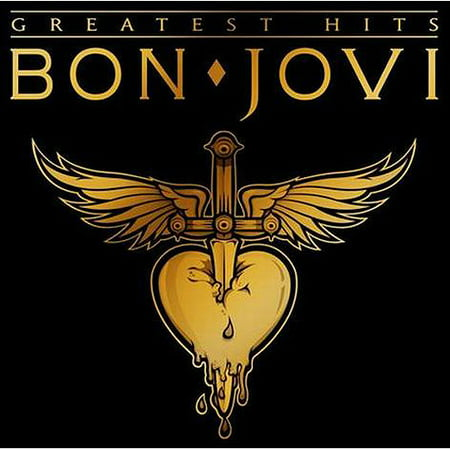 Bon Jovi - Bon Jovi Greatest Hits [The Ultimate Collection] - CD