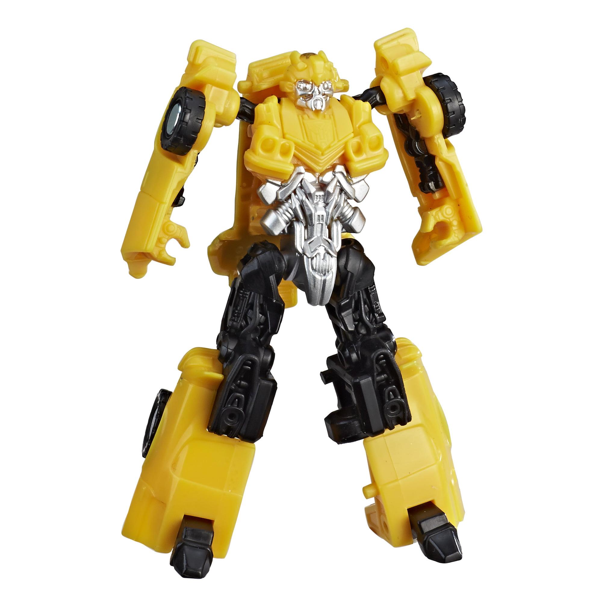 Transformers Bumblebee - Energon Igniters Speed Series Bumblebee