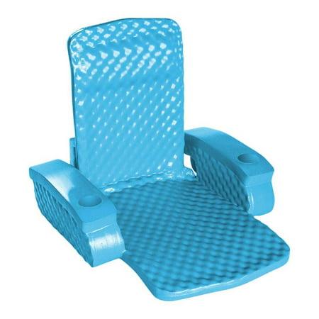 TRC Recreation Super Soft Baja Swimming Pool Folding Chair Foam ...