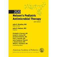 2020 Nelson's Pediatric Antimicrobial Therapy (Paperback)