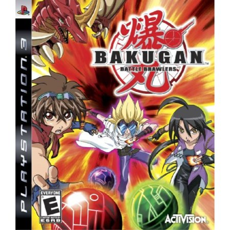 bakugan battle brawlers - playstation 3
