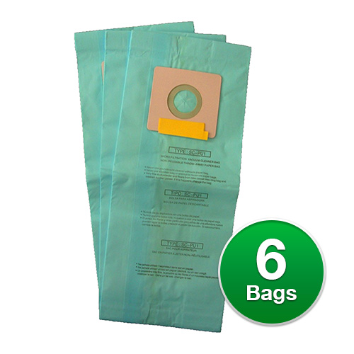 EnviroCare Replacement Vacuum Bag for Sanyo SCA6A / SCA6AN Vacuums - 2 Pack