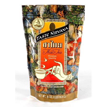 Taste Nirvana Premium Thai Tea Mix  for Thai Iced Tea 16