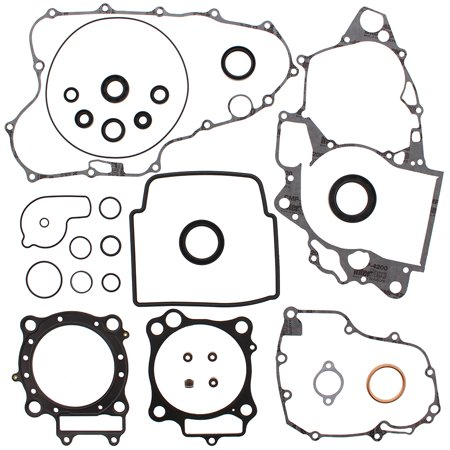 New Winderosa Gasket Kit With Oil Seals for Honda CRF 450