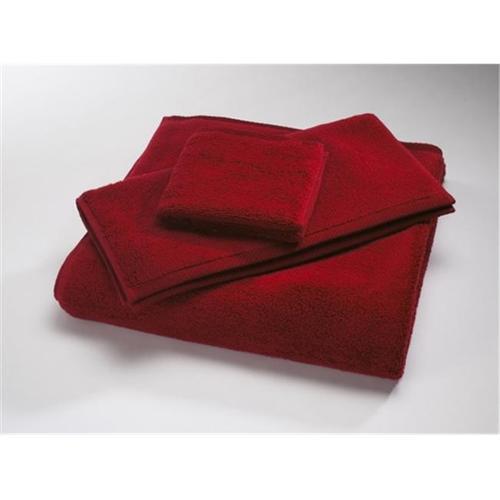 Home Source 10102BSR90 100 Percent Cotton Body Sheet - Claret