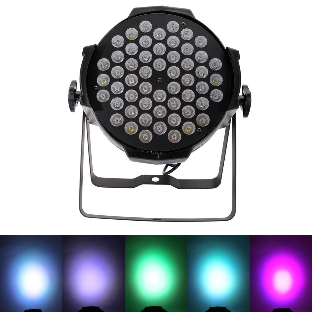 Ktaxon New 54*3W 180W RGB LED DMX512 Bar Stage Light Lihting for DJ Disco Bar Party