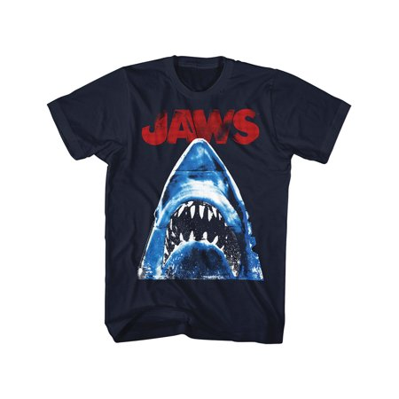 Jaws Shark Week Attire T-Shirt, Safe To Go Back In The Water? - Egyptian Attire For Men