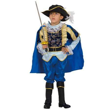 Dress Up America  Boy's 5-piece Noble Knight Costume](Captin America Costume)