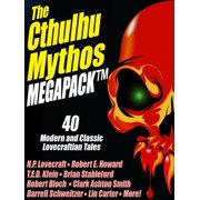 The Cthulhu Mythos MEGAPACK ® - eBook