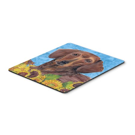 Dachshund Mouse Pad, Hot Pad or (Dachshund Mouse Pad)