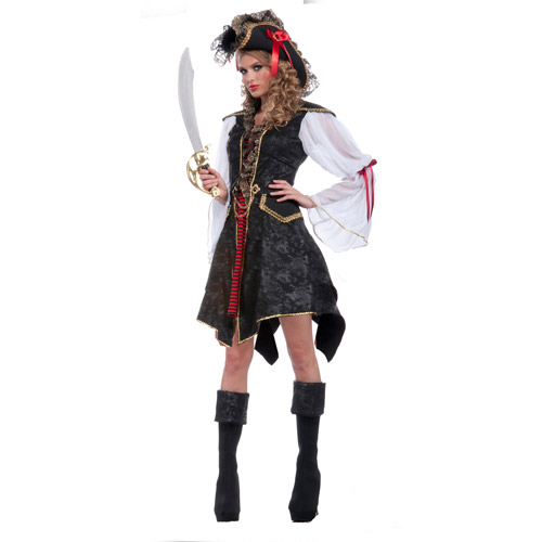 Cutthroat Pirate Adult Halloween Costume