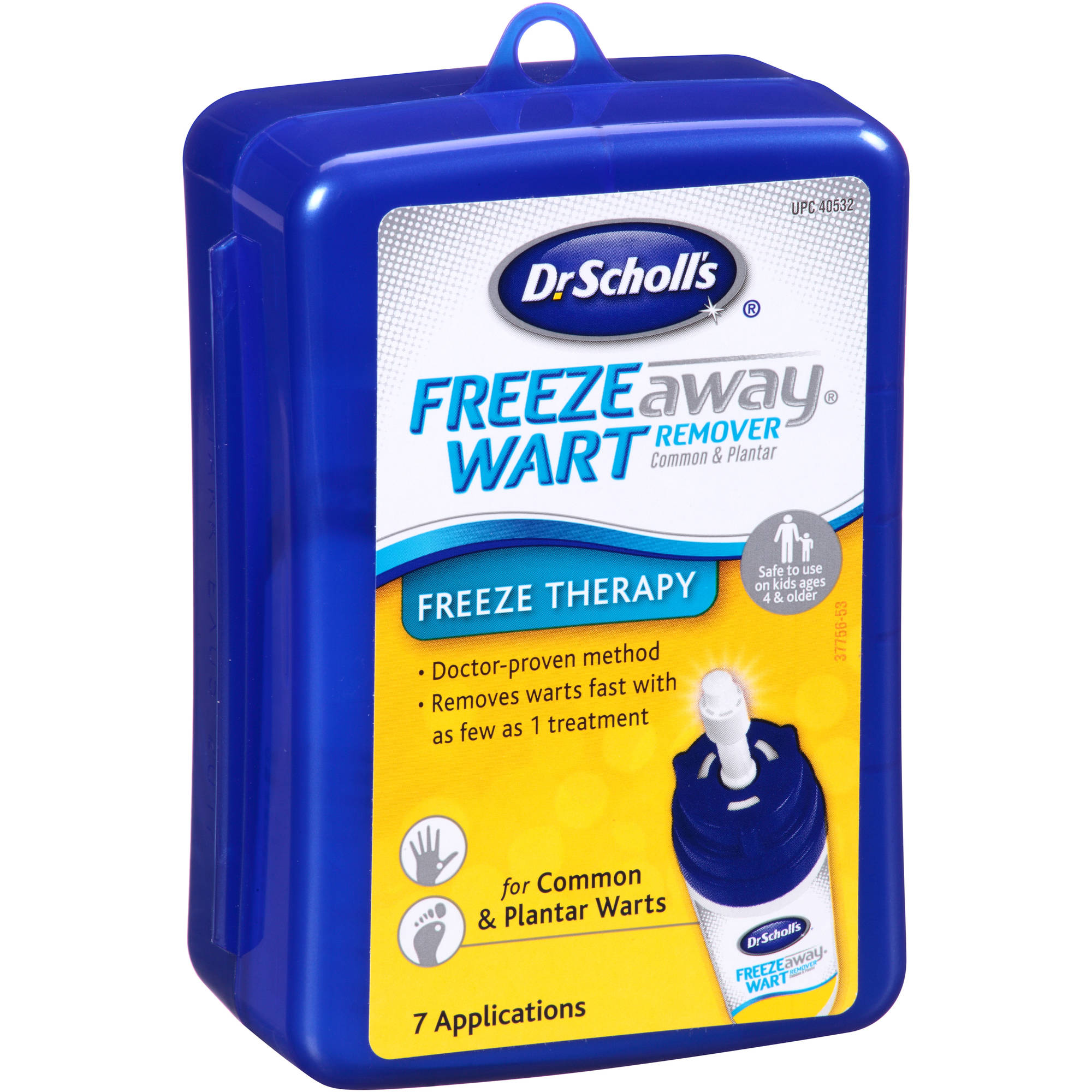 Dr. Scholl's Freeze Away Common & Plantar Wart Remover
