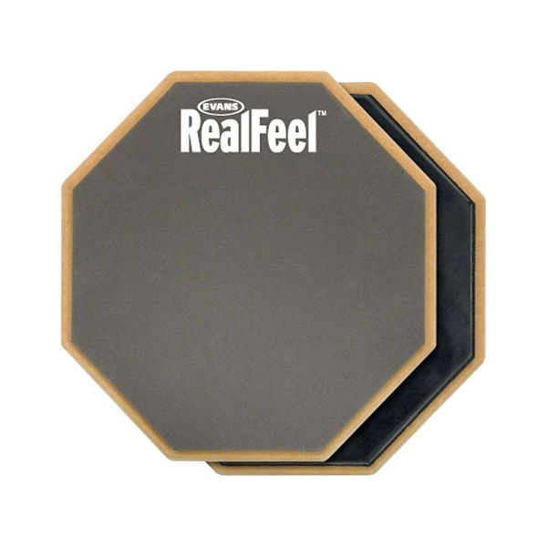 Evans RF12D Reelfeal Two Sided 12 Inch Speed Pad