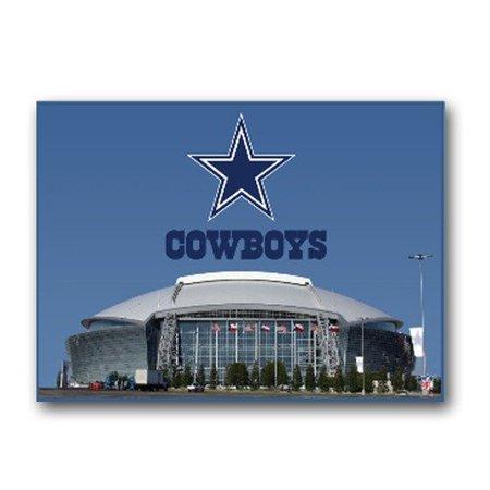 Dallas cowboys stadium 22x28 canvas art for Dallas cowboys stadium wall mural