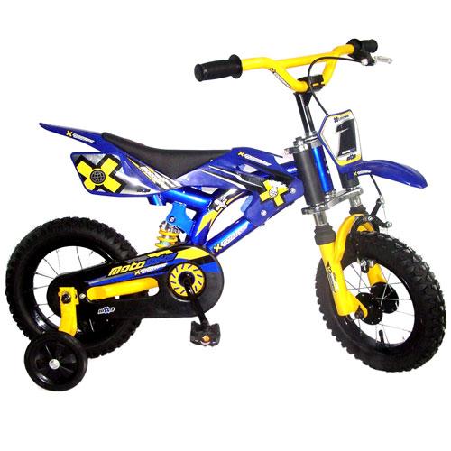 "12"" Boys' X-Games BMX Motobike"