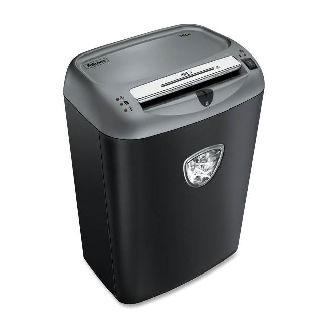 Fellowes Powershred 75Cs Cross-Cut Shredder w/ SafeSense ...