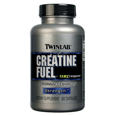 Twinlab Creatine Fuel Capsules, 60 Ct