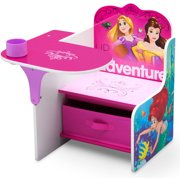 Disney Princess Chair Desk with Storage