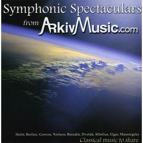 Holst : Symphonic Spectaculars From Arkivmusic.Com