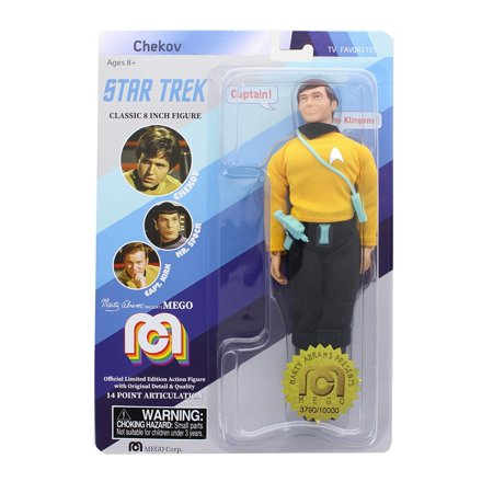 Star Trek TV Favorites Pavel Chekov Action Figure