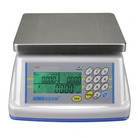Adam Equipment Wbz 15A Price Computing Scale  15 Lb