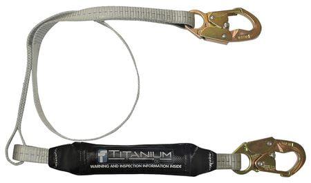 FALLTECH G7530 Beam Anchor,Aluminum//Steel,425 lb.