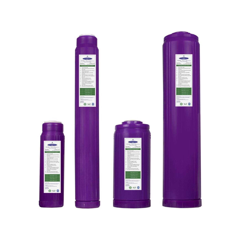 4 5 8 X 20 Nitrate Removal Smart Filter Cartridge Walmart Com Walmart Com