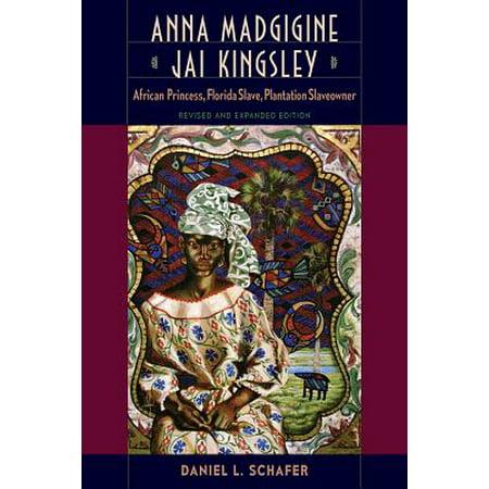 Anna Madgigine Jai Kingsley : African Princess, Florida Slave, Plantation - Princess Leah Slave