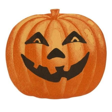 Halloween, Big Jack O'Lantern Print Wall (Halloween Jack O'lanterns Print)