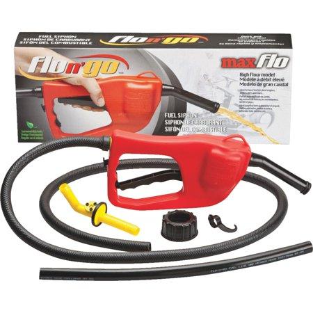 Flo N Go Maxflo Fuel Siphon Pump