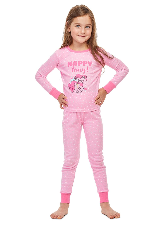 Komar Kids - Waiting Up For Santa Toddler Girls 2 Piece