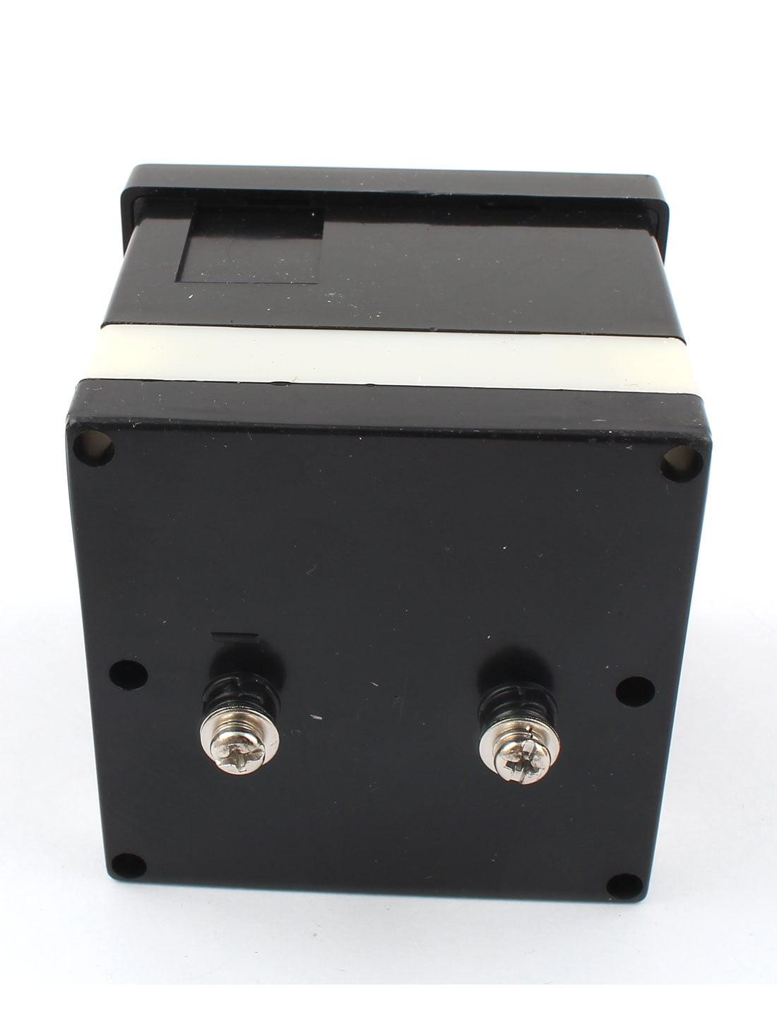 DC 0-5A 6C2-a Direct Current Analog Gauge Panel Meter Klasse 1,5