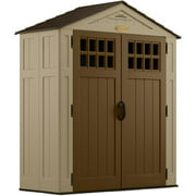 Suncast 6 x 3 Everett Storage Shed