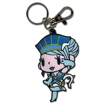 Key Chain - Tiger & Bunny - New Blue Rose Anime Gifts Licensed