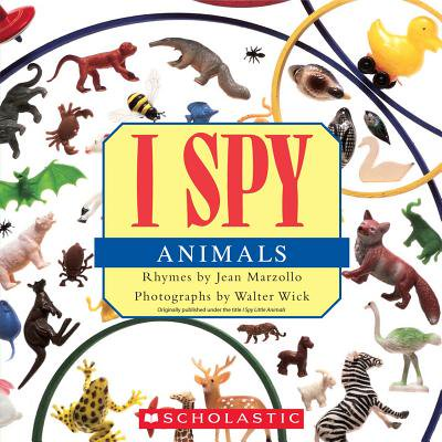 Spy Suits For Kids (I Spy Animals)